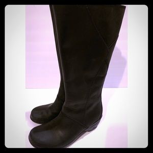 Merrell emma tall leather boots sz 9